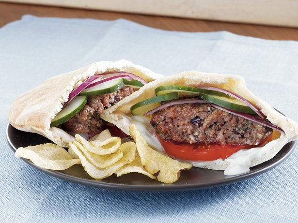 Greek Burgers