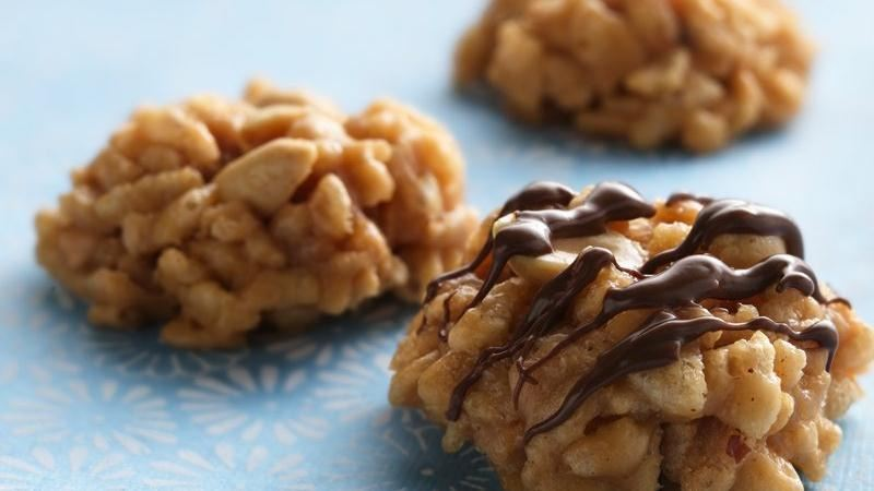 Crisp Peanut Butter Chews