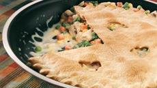 Easy-As-Pie Chicken Pie Recipe