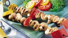 Creole Chicken Kabobs Recipe