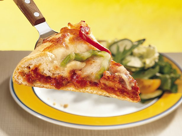 Sausage Pizza Pie