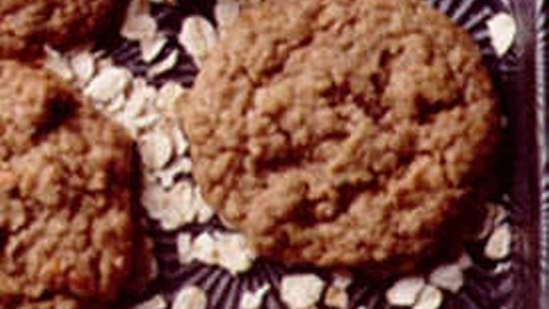 Toasted Oatmeal Cookies recipe from Betty Crocker