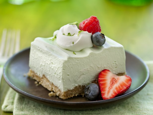 Luscious Key Lime Dessert