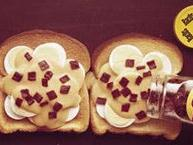 Hearty Breakfast Toast