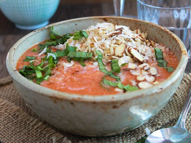 Thai Tomato Soup