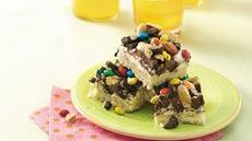 Confetti Rocky Road Bars Recipe