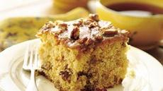 Winter Fruit and Nut Cake Recipe