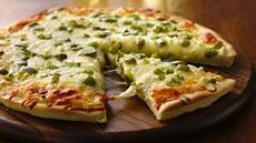 Baked Crab Rangoon Pizza  Recipe
