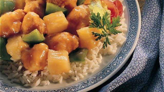 Chinese Sweet-and-Sour Pork