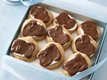 Smores Thumbprint Cookies