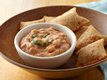 Salsa-Bean Dip for Pizza Rolls