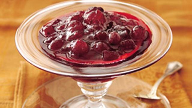 Classic Cranberry Sauce