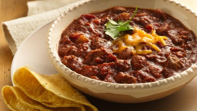 Easy Chili Mole