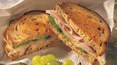 Philly Turkey Panini Recipe