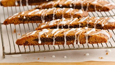 Chocolate-in-the-Middle Biscotti