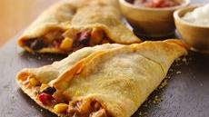 Chicken Empanada Cones Recipe