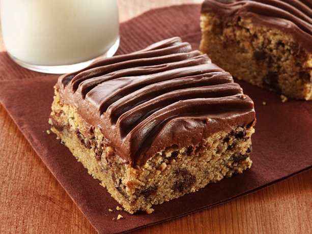 Gluten-Free Peanut Butter Chocolate Chip Bars with ...