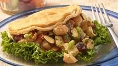 Shrimp Salad Pita-Wiches Recipe