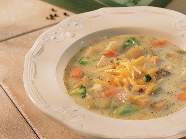 Image of Harvest Vegetable Chowder, Betty Crocker