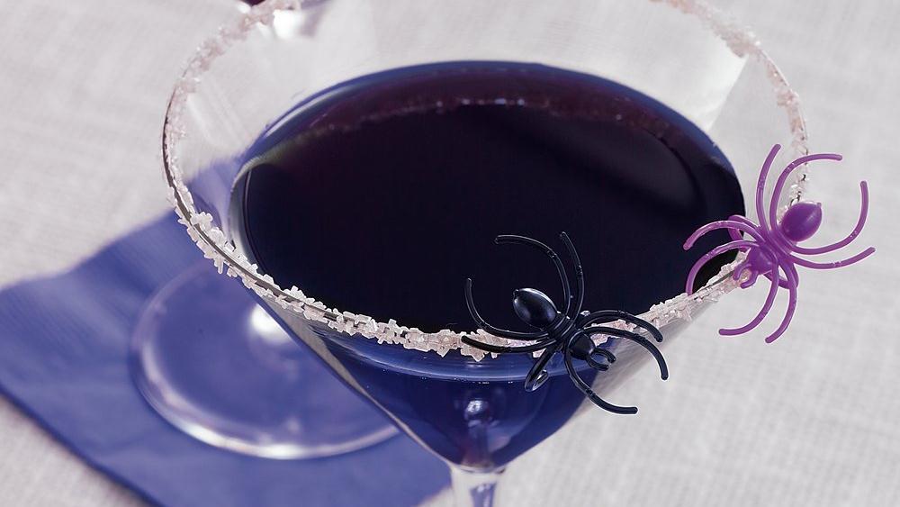 Black Widow Martini