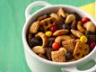 Gold Rush Chex Mix