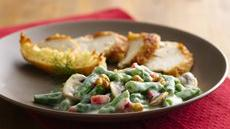 Company Green Bean Skillet Recipe