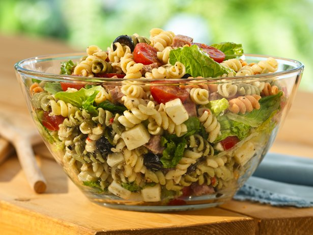 quick antipasto pasta salad recipe from betty crocker