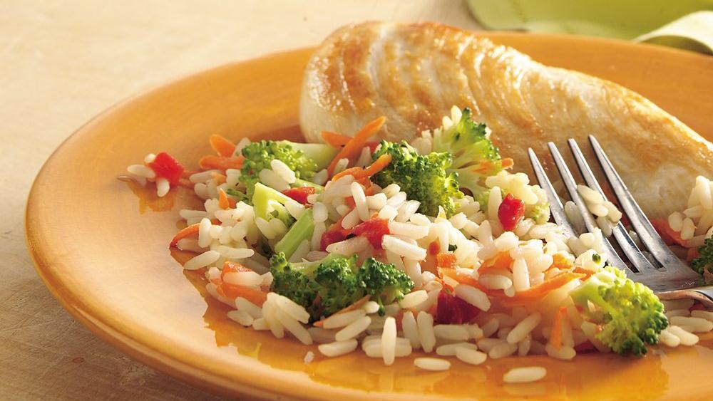 Confetti Rice recipe from Pillsbury.com
