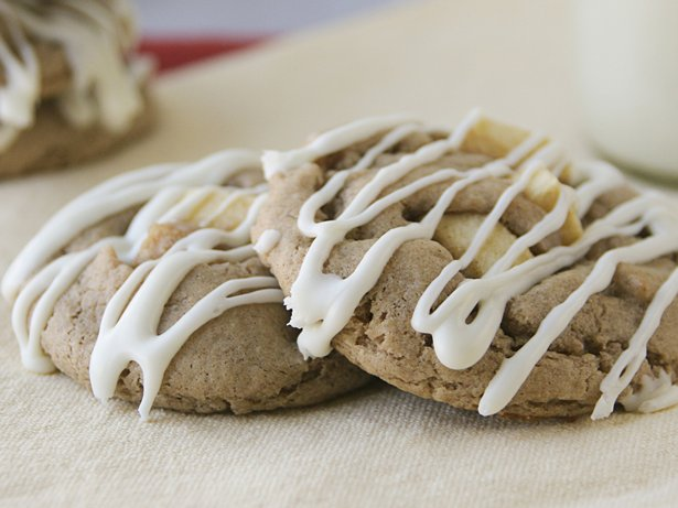 Apple Cake Mix Cookies