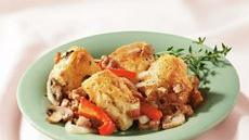 Sausage and Egg Biscuit Bake Recipe