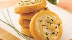Sweet Onion Pinwheels Recipe