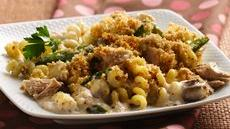 Contemporary Tuna-Noodle Casserole Recipe