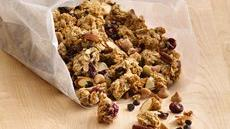 Peanut Butter Cookie Granola Recipe