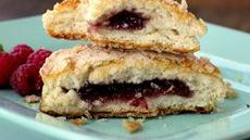 Jam-Stuffed Biscuits Recipe
