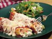 Seafood Manicotti
