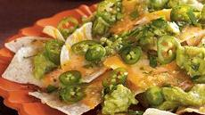 Green Goblin Nachos Recipe