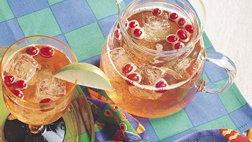 Cranberry-Apple Spritzer