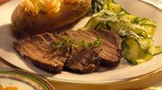 Marinated Tenderloin of Beef Recipe