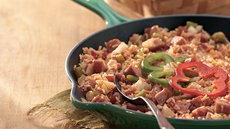Creole-Style Skillet Dinner Recipe