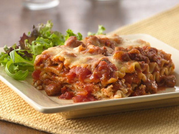Italian Sausage Lasagna