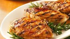 Balsamic-Glazed Grilled Chicken Breasts Recipe