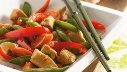 Gluten Free Asian Chicken Stir Fry