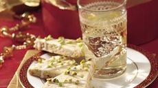 Pistachio Shortbread Trees Recipe