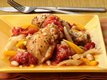 Gluten Free Braised Chicken with Fennel and White Beans