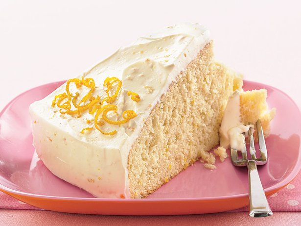 Italian Orange Cake