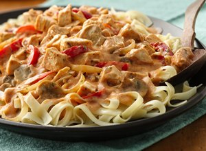 Cajun&#32;Chicken&#32;Fettuccine