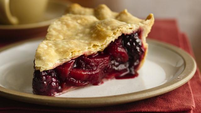 Image of Apple Blackberry Pie, Pillsbury