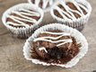 Moist and Figgy Brownie Cupcakes