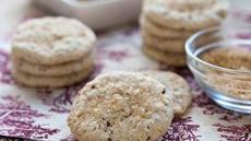 Sparkling Hazelnut Cookies Recipe