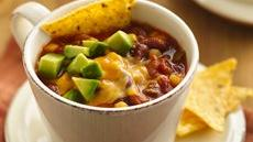 Alamo Beef and Bean Soup Recipe